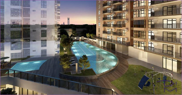 Orean Place at Vertis North by Alveo Land